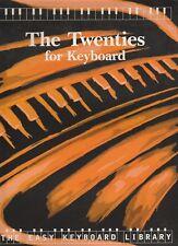 """""""The Twenties"""" für Keyboard."""