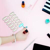 240x Plastic False Nail Tips UV Gel Polish Display Book Chart Art Manicure Tools
