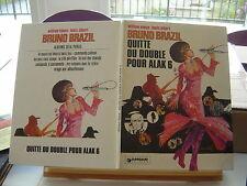 BRUNO BRAZIL EO1977 BE/TBE QUITTE OU DOUBLE POUR ALAK 6 VANCE LOUIS ALBERT