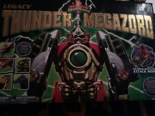 Bandai Power Rangers Legacy Thunder Megazord Sealed MIB New