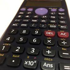 Calculadora Científica Solar Casio fx-85es adecuado para un nivel GCSE grado matemáticas