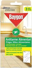 Baygon Antitarme Alimentari, Protezione per la Cucina, Efficace fino a 8...