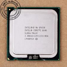 SLB8W - Intel Core 2 Quad Q9650 3 GHz Prozessor CPU LGA 775 100% working