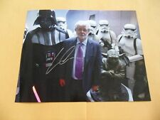 George Lucas 8x10 Autographed 'Dark Vadar' Photo