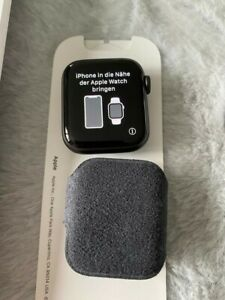 Apple Watch Series 5 40mm Space Grey Aluminium Case with Black Sport Band - GPS
