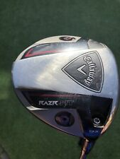Callaway Razr Fit Driver With Woolly Headcover
