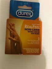 Durex Avanti Bare Real Feel Non-Latex Condoms - 3