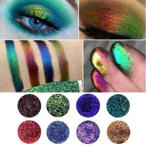8 Colors Eyeshadow Palette Matte Powder Eye Shadow Makeup Shimmer Glitter