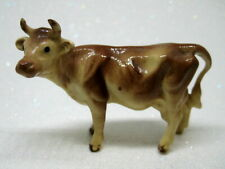 Hagen Renaker miniature made in America Jersey Cow retired hard to find