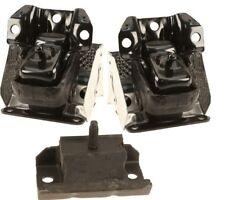 9M1102 3pc Motor Mounts fit 07-14 RWD GMC Sierra Yukon XL 1500 Cadillac ESCALADE