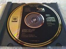 35DP1 JAPAN GOLD CD BILLY JOEL 52nd Street JAPAN 1st Press CD  3500yen