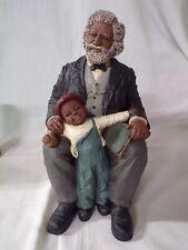 (K) Miss Martha Originals- All God's Children Frederick Douglass (Large Figure)