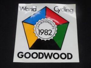 CYCLING  VINTAGE STICKERS CYCLO CROSS RALEIGH MILK RACE  SABA BCF ETC