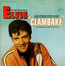 "ELVIS PRESLEY, CD ""CLAMBAKE"" NEW SEALED"