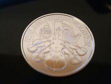 Silbermünze Wiener Philharmoniker, 1 oz., 2020 (Stempelglanz) - 1 Unze Silber