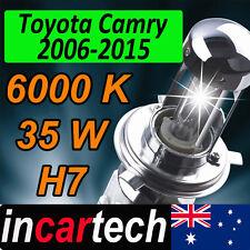 Toyota Camry H7 6000K 35W White XENON HID KIT 2006-2015 Low Beam Head Light Aus