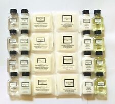 BEEKMAN 1802 'Fresh Air' Shampoo Conditioner Lotion Shower Gel Soaps (Lot of 24)