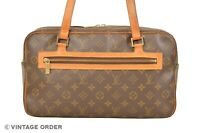 Louis Vuitton Monogram Cite GM Shoulder Bag M51181 - YG01280