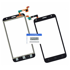 "TOUCH SCREEN VETRO SCHERMO ALCATEL ONE TOUCH PIXI 4 OT 5010 5010D 5"" NERO"
