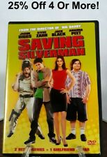 Saving Silverman (Dvd, 2001, Pg-13 Theatrical Version)~25% Off 4 Or More!