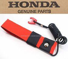 New Genuine Honda Emergency Kill Switch Lanyard Wire Aquatrax (See Notes) #R133