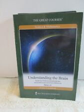 The Great Courses Understanding the Brain DVD
