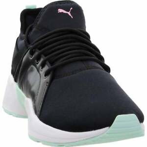 Puma Sirena Trailblazer Lace Up  Womens  Sneakers Shoes Casual   - Black - Size