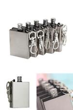 The Permanent Metal Match Lighter 5 Pcs Traveling Camping Emergency Fire Starter