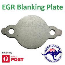 Nissan Navara EGR Blanking Plate D22 2.5 Ltr YD25 Common Rail Diesel Stainless