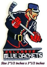 NEW Columbus Blue Jackets Hockey NHL Sport Patch Logo Embroidery Iron,Sewing on