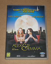 ALEX & EMMA (un film di ROB REINER) - DVD FILM
