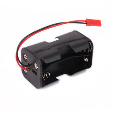 Battery Holder Compartment Receiver 02070 AA JST for RC HSP 1/8 1/10 1/16 Car