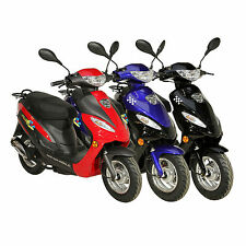 AGM GMX 450 25 km/h Motorroller Mofa Scooter Fun Sparsam Neufahrzeug Shop