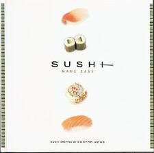 Sushi Made Easy by Michelle Gomes, Kumfoo Wong  Noel Cottrell (2001, Paperback)