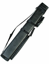3X6 Hard Pool Cue Billiard Stick Carrying Case Black 3 x 6