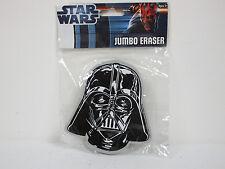 Star Wars Darth Vader Jumbo Eraser New