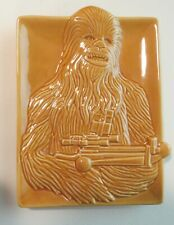 Star Wars Chewbacca Ceramic Tray Collectible