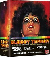 Bloody Terror: The Shocking Cinema of Norman J. Warren 1976-1987 [New