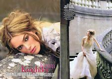 Coupure de presse Clipping 2006 Keira Knightley (3 pages)