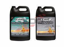 (1) Evans High Performance Waterless Coolant & (1) Evans Prep Fluid