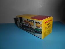 Box / Boite DINKY TOYS 1400 TAXI RADIO G7 404 PEUGEOT qualité professionnelle