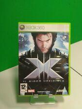 X MEN IL GIOCO UFFICIALE - XBOX 360 - ITA - COMPLETO