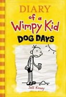 Dog Days: Diary of a Wimpy Kid (Book 4),Jeff Kinney