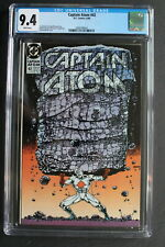 CAPTAIN ATOM #42 NEKRON 1990 1st Modern DEATH in DCU Endless Sandmen CGC NM 9.4