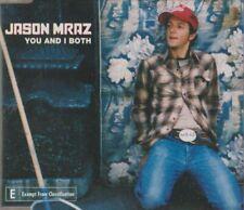 C.D.MUSIC   H599  JASON MRAZ   YOU AND I  BOTH   SINGLE  4  TRACK  CD