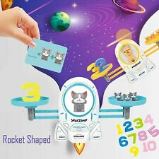 SHANDERBAR Math Educational Toys for 3 4 5 6 Year Old, Preschool Activities