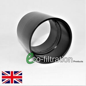 """110MM/4""""-110MM/4"""" SOLVENT WELD STRAIGHT CONNECTOR KOI FISH POND PIPE FITTING"""