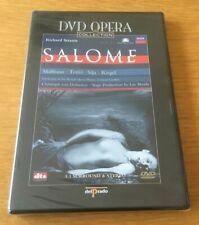 Salome. Richard Strauss. Royal Opera House. Dvd. NEW SEALED. Region 2-6. Opera
