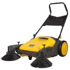TEXAS Sweeper MS920 MANUAL PUSH SWEEPER .