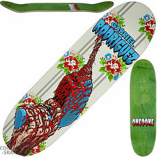"ONEOONE 101 Gabriel Rodriguez ""Drill Kill"" Skateboard Deck 8.9"" SCREEN PRINTED"